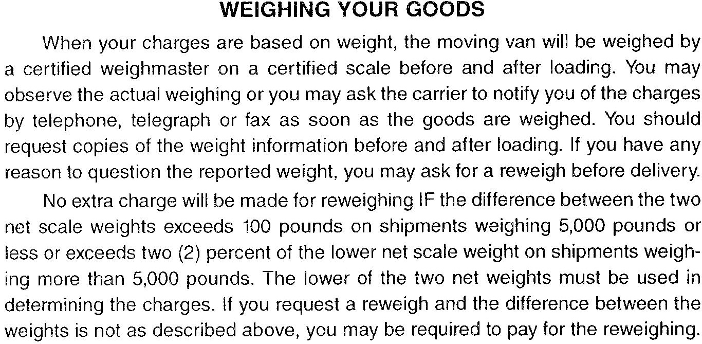Booklet WeighingGoods